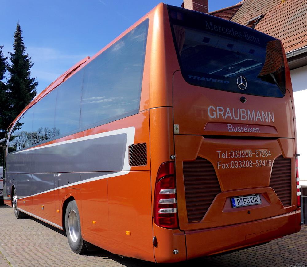 Tour bus rentals for travel