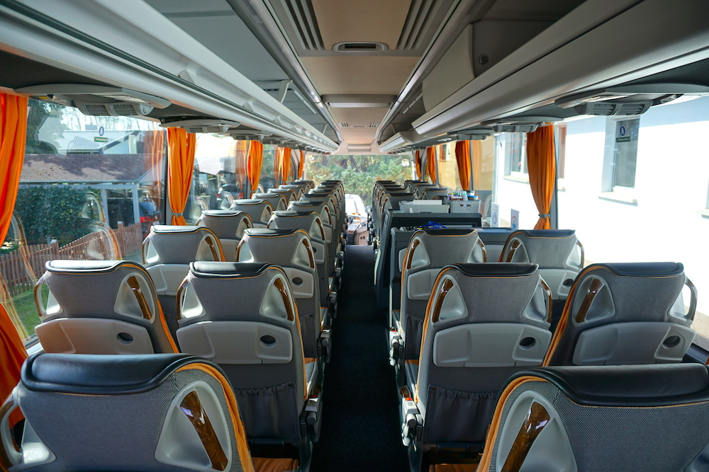 Reisebus in Berlin mieten