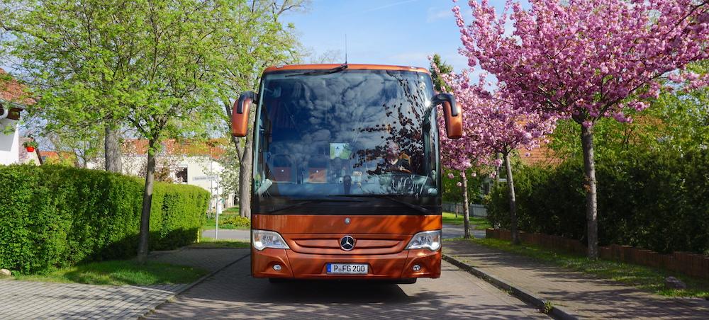 bus rental services berlin